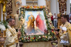 Праздник первоверховных апостолов