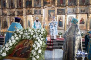Праздник иконы Божией Матери «Иверская»