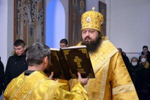 Епископ Амвросий: «Мы способны размышлять о Боге…»