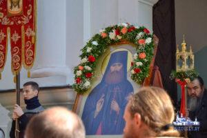 Память преподобномученика Серафима (Шахмутя), архимандрита Жировичского